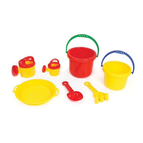 Sand and Water Set -Set of 7