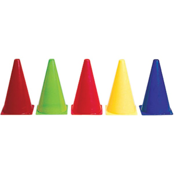 Traffic Cones -Set of 10