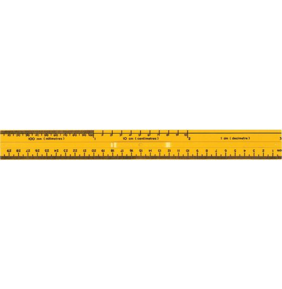 Intermediate Ruler