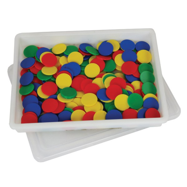 Simple Solution Counting Chips
