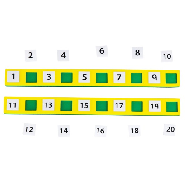 Hands-On Number Path