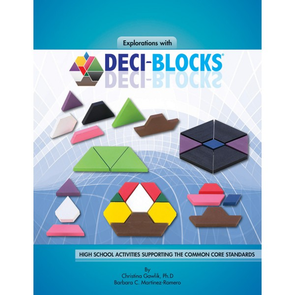 Deci-Blocks™ Book -High School