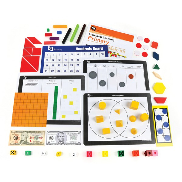 Individual Learning Primary Math Kit
