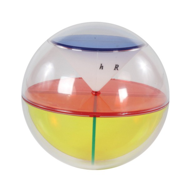 Dissectible Sphere