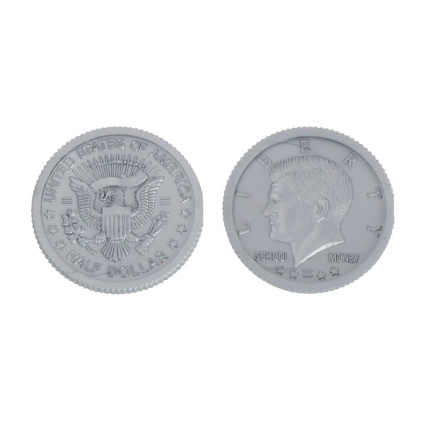 U.S. School Money Half Dollar Pkg. 50