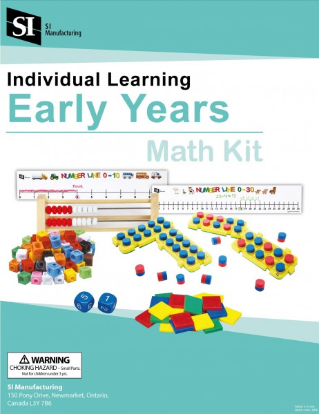 Individual Learning Early Years Math Kit