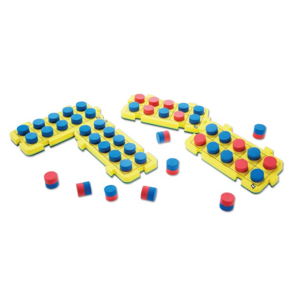 Two-Color Counters for Ten Frame -Set of 20