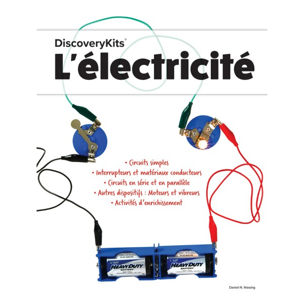 Electricity Teacher's Guide (French)