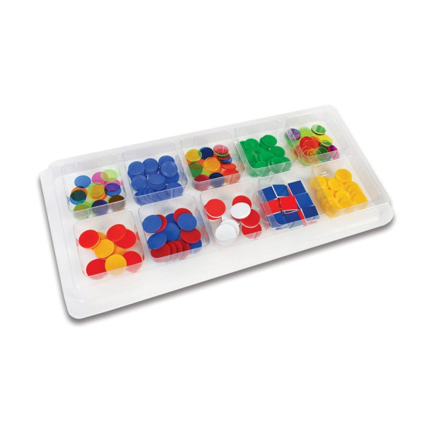 Light Table Discovery Tray with Lid