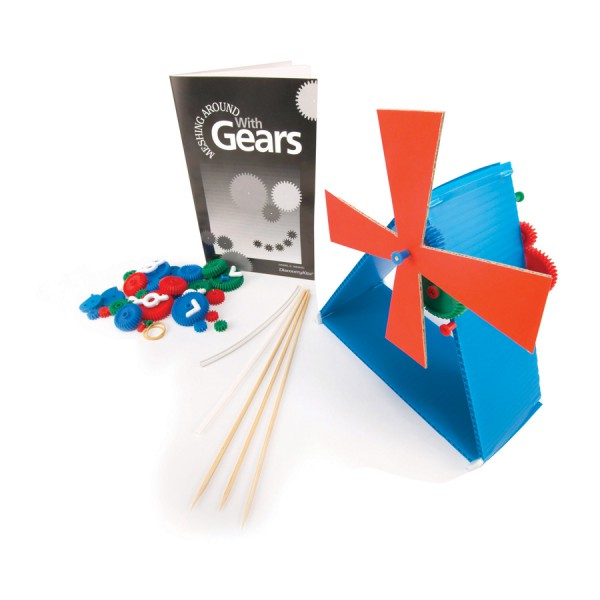 Meshing Around with Gears DiscoveryKits®