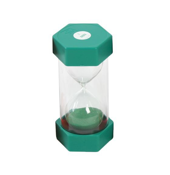 Sand Timer 1 Minute - Green