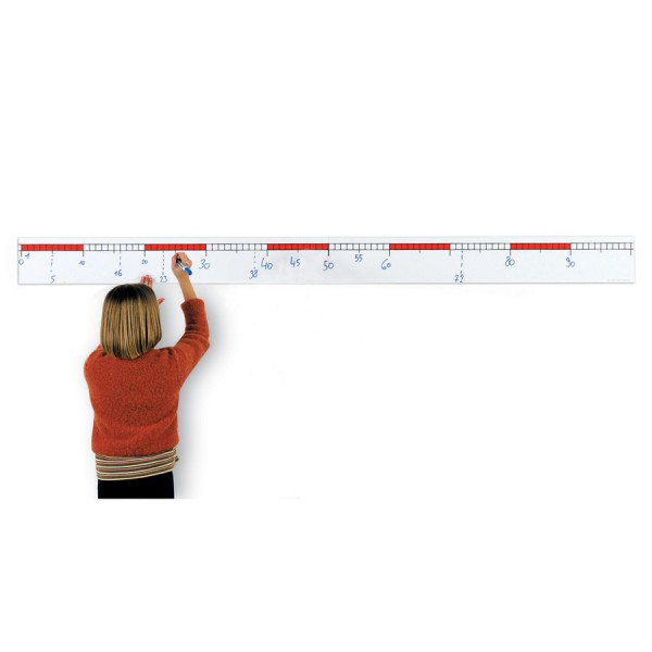 Open Number Line up to 100