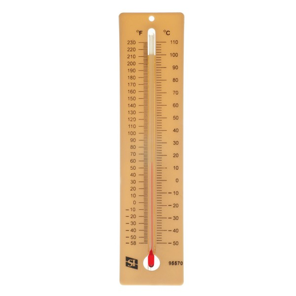 Student Thermometer -Celsius/Fahrenheit