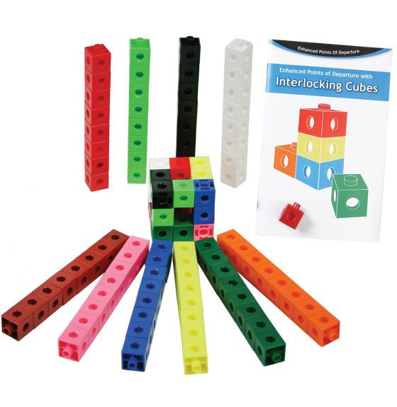 Hex-A-Link™ Cubes -Set of 500