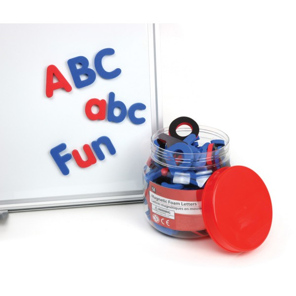 Foam Magnetic Alphabet -Upper & Lowercase