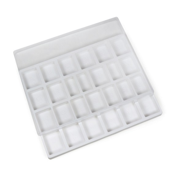 Alphabet Sorting Tray with Lid