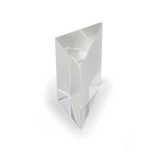 Acrylic Prism Right-Angle -1.75""