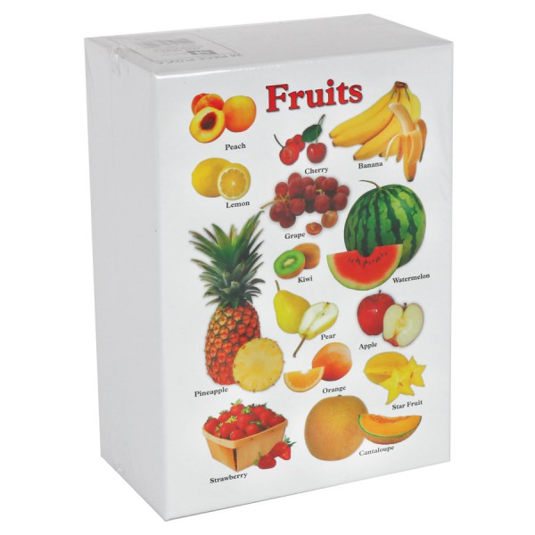 Real Fruit Floor Puzzle