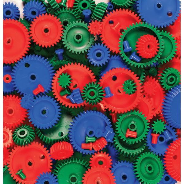 Gears -Set of 150