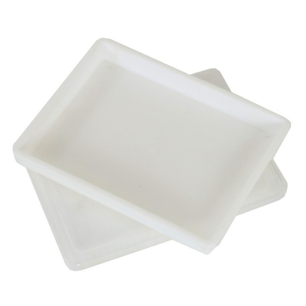 White box with Semi Transparent Lid