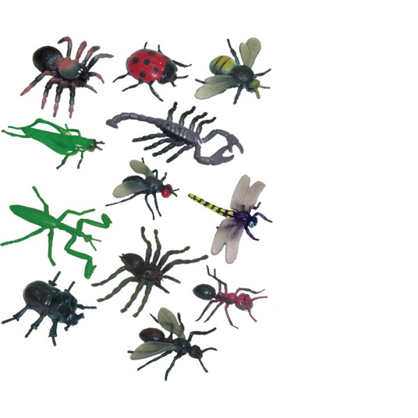 Insects -Set of 12