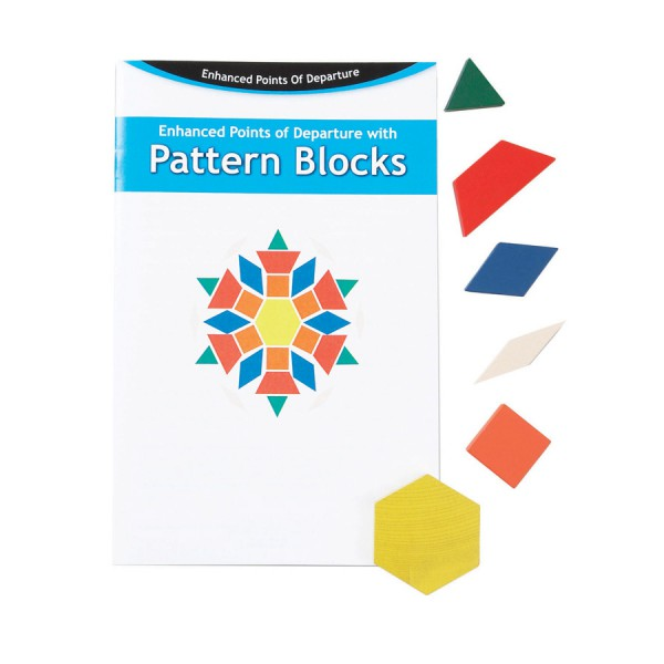 POD Pattern Blocks Book