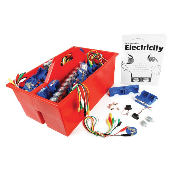 Electricity CaddyStack™ Classroom Set with French Guide