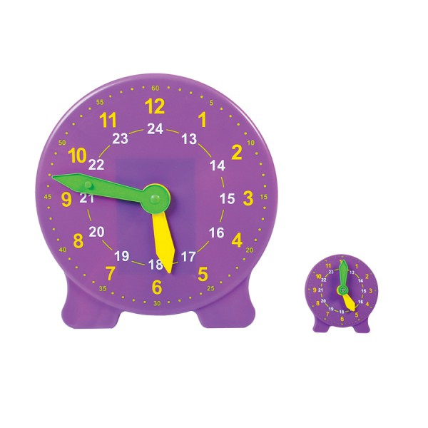 24 Hour Advanced Student Clock -Each