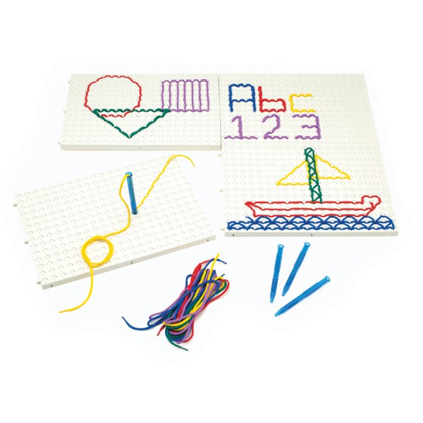 Linking Lacing Play Boards