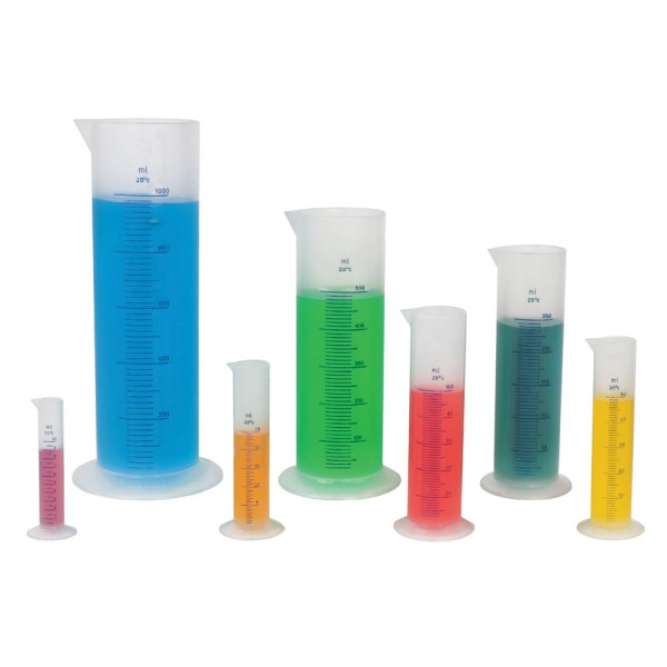 Graduated Cylinders -Set of 7